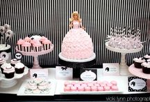 barbie party / by Rebecca Miller
