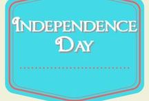 Independence Day / ideas for celebrating the 4th of July