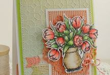 Flourishes stamps