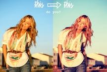 DIY Photos & Photoshop