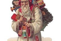 Vintage Christmas / Merry Christmas! Vintage Christmas imagery from all eras.