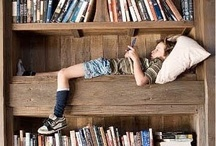 poličky na knížky