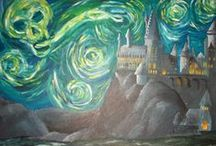 ♥ Harry Potter ♥ / by Erin