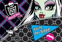 monster high party / by Rebecca Miller