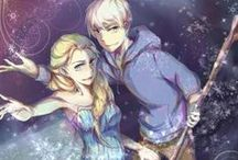 Jack and Elsa  / Love this Ship! / by Erin