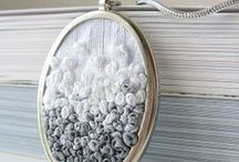 Embroidery / by Robin Tufts