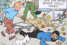 TINTIN / by Tine Lauridsen