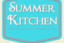 Summer Kitchen Ideas / Ideas for creating a summer kitchen/canning kitchen