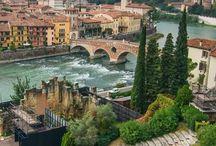 Verona og Bologna