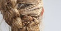 Hair Pretties / Great hair styles and updo ideas.