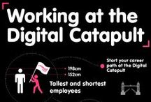 Digital Catapult Infographics / Check out the infographics published by the Digital Catapult.