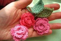 crochet sts & techniques