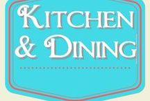 Kitchen and Dining Area / kitchen and dining area design
