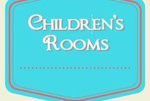 Children's Rooms / ideas for children's bedrooms