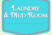 Laundry and Mud Room / laundry room and mud room decor