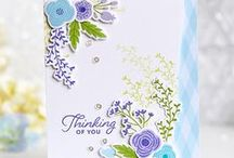 MFT Beautiful Blooms Card Kit