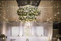 Modern Elegance / Venue: The Greek Club Couple: Catherine & Michael Styled by: Celebrating In Syle & AV Ideas Photography: Studio Sixty