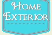 Home Exterior / Ideas for the exterior of the home