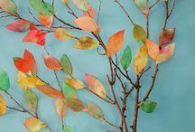 Fall is my Favorite! Leaves ~ Football ~ Food ~ Fun / by Liz Mayfield