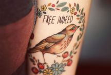 Inked / If your tattoo'd and you know it, clap your hands! / by Alyssa Hudgins