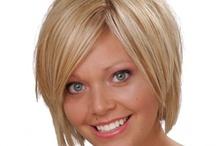 hair styles / by Kara Kloke