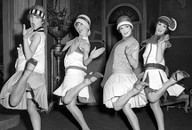 Flappers and the 20*s Style / by Cat