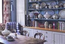 interiors - kitchens
