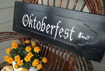 Oktoberfest / by Cat