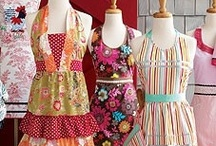 Aprons! / by Roxanne Masching