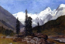 """American Art 1 / All the Maine paintings are now on the """"Maine Art"""" board, at Oakmosslover on Pinterest. Come visit me there! Some artists have their own boards at """"franceseattle 2"""", my 3rd Pinterest profile."""