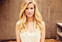 Heather Morris / by Jacob Sipes