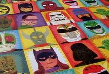 Superheroes / by Catarina