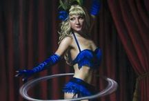 Hooping / Photos by me and lots of other people of beautiful hula hoops and beautiful hoopers :-)