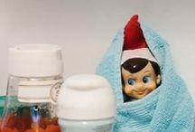 Elf on a Shelf Ideas / by Liz Mayfield