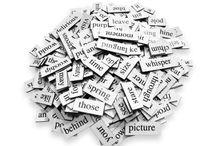 Words/Vocab / by Liz Mayfield