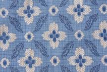 Fabric: Brunschwig & Fils, I love you!