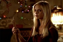 "T.V. - Buffy The Vampire Slayer / ""Buffy The Vampire Slayer"" & ""Angel"" / by ☠ Stacy Goforth ☠"