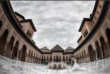 Bodas en Granada / Fotografias de bodas realizadas en la ciudad de Granada / by JoseLuisGuardia