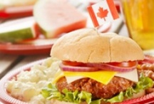 The Great Canada Day Menu / by Steven & Chris