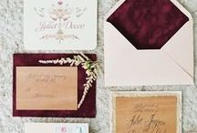 INVITED / Wedding invites, party invites and everything in between.