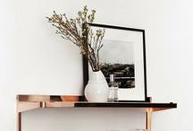 Home • Living Space / by Stephanie Seah