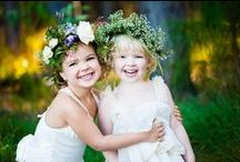 LITTLE ONES / A collection of the cutest ring bearers and flower girls.