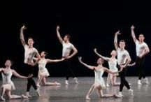 Ballet: I Balanchine & His Heritage / Balanchine's choreography and stunning ballets, an important part of Balanchine's legacy to the world.  Jewels, Agon, Apollo, & Four Temperaments will be found at OakmossLover, my alterego profile on Pinterest.