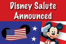 Disney Armed Forces Salute / Information on Disney's Armed Forces Salute / by Military Disney Tips