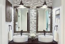 Home | Master Bath / by Caitlin Wichterman