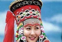 Ethnic Costumes 7: Mongolia