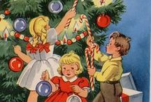 Christmas 8A: Vintage Cards