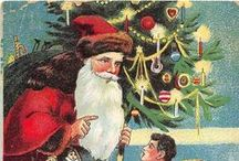 Christmas 9: Antique & Victorian Cards