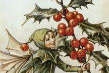 Christmas 3C: Art & Illustration / by franceseattle