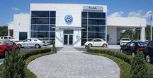 Fields Volkswagen / Photos of our Volkswagen Dealership located at 1270 North Tomoka Farms Road in Daytona, Florida. For more information visit www.fieldsvwofdaytona.com.
